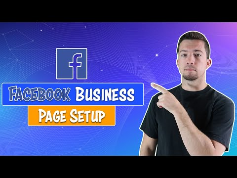 How to Create a Facebook Business Page 2017