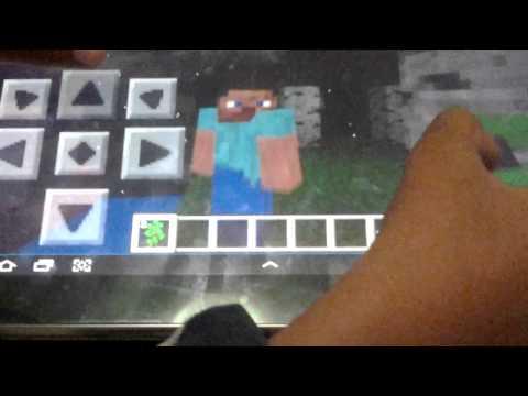 Minecraft-Pe a jungle sapling!! How did we get it?