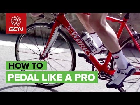 How To Pedal Like A Pro