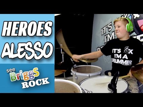 Heroes | Alesso ft Tove Le | drum cover | Briggs