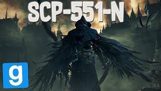 SCP RP // SCP-1055 ATTAQUE LA FONDATION !! - Garry's Mod