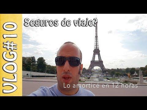 Seguro de viaje ¿por qué SI lo recomiendo? Vlog #10- Vuelta al Mundo en Moto