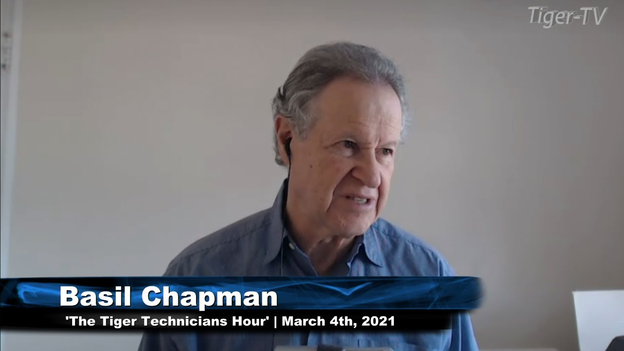 March 4th, Tiger Technician's Hour on TFNN - 2021
