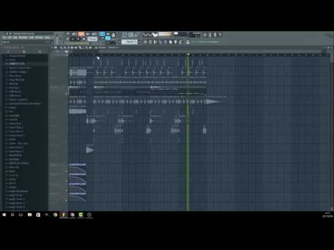 How to Make a Dubstep Drop (OWSLA Artists and others)   FL Studio 12