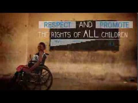Listen Up! Children with disabilities speak out