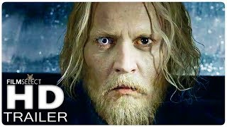 ANIMALI FANTASTICI 2 I Crimini di Grindelwald Trailer Italiano (2018)