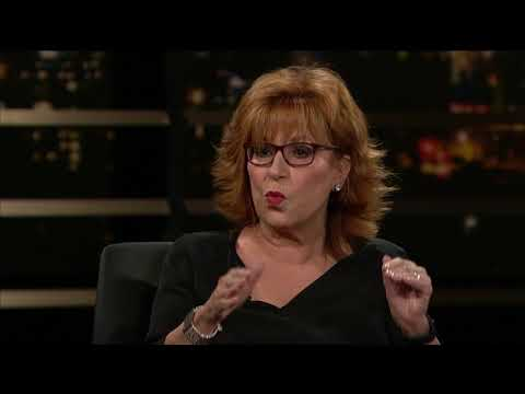 Joy Behar: The Great Gasbag   Real Time with Bill Maher (HBO)
