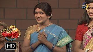 Venky Monkies Performance | Extra Jabardsth | 28th April 2017 | ETV Telugu
