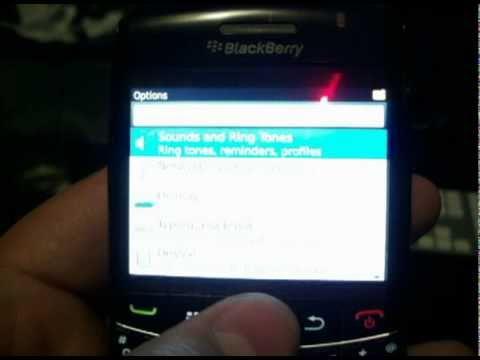 O.S 6.0 For Blackberry 9700 Installation.