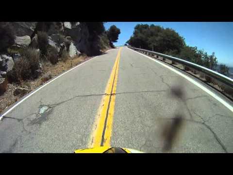 Palomar Mountain Motorcycle Record Lap Time