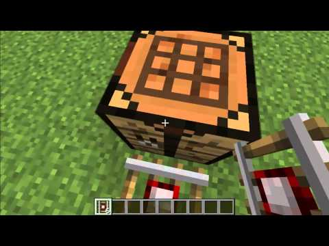 How to Make a Detector Rail in Minecraft