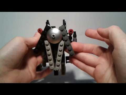 Lego Transformer First Movie Blackout V1 #21