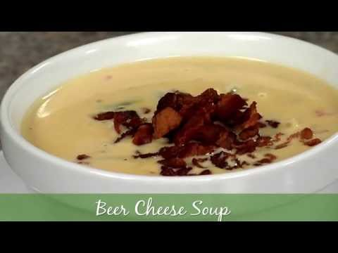 Beer Cheese Soup with Goose Island IPA