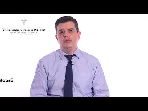 TSILIMIDOS GERASIMOS  Medicina Metabolomica
