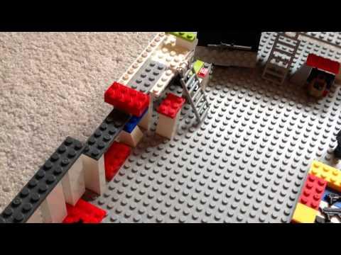 Lego Nazi Zombies
