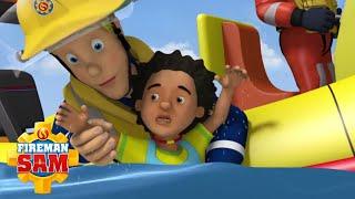 Fireman Sam | Sam saves Pontypandy 🚒 | Cartoons for Children | Kids TV Shows Full Episodes