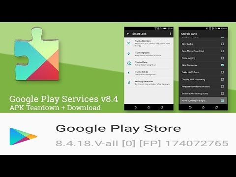 Audiobooks, in-app notifications, and more coming to Google Play Store (version 8.4.18)||KC||