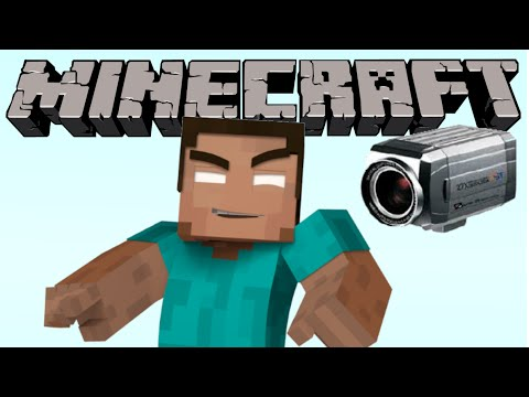 If Herobrine was caught on Tape - Minecraft