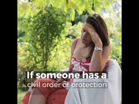 What is a Civil Order of Protection?