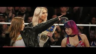 WWE PLANNING TO HAVE RONDA ROUSEY END ASUKA'S UNDEFEATED STREAK MAJOR wwe rumors