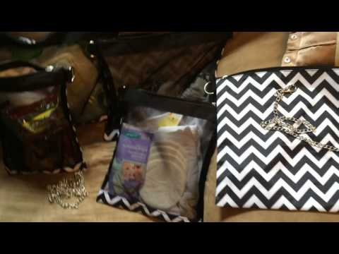 Review of Gadikat Diaper Bag Organizer with 4 Mesh Inserts and 1 Wet Bag