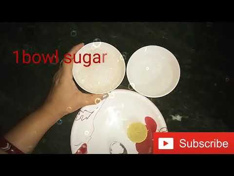 Sugar syrup(Corn Syrup Substitute)(Glucose Syrup)Recipe without Tarter