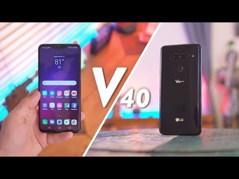 LG V40 ThinQ: 72 Hours Later...