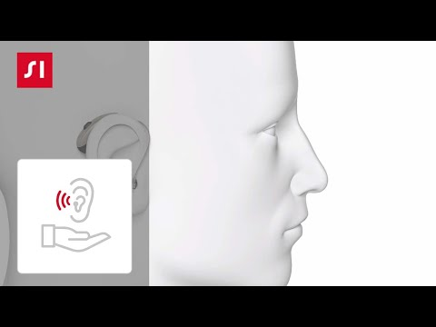 How to turn your battery free hearing aid on