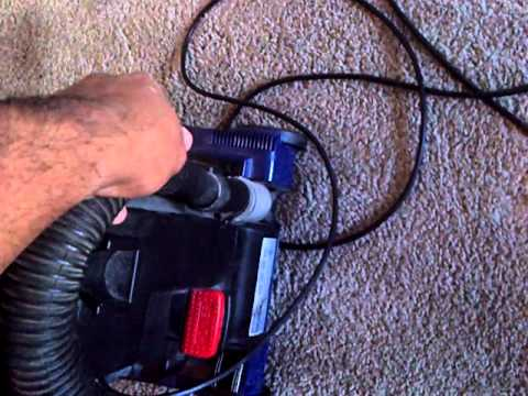 increase power on your vacuum cleaner