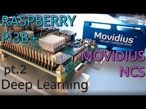 Deep Learning with Movidius NCS and Raspberry Pi3B+ (pt.2) Compile and Run Caffe Models