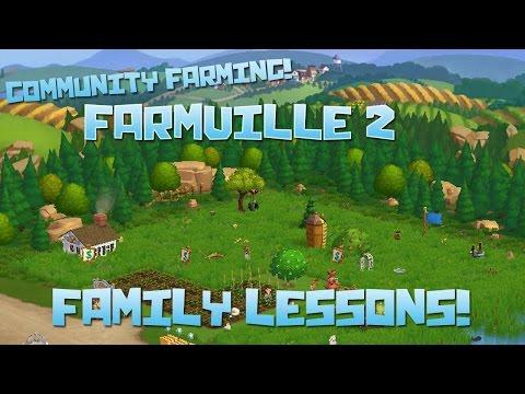 Farmville 2: Family Lessons - Episode #25