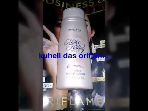 Best review of oriflame milk and honey shower cream/honest review 😍😍😍😍😍