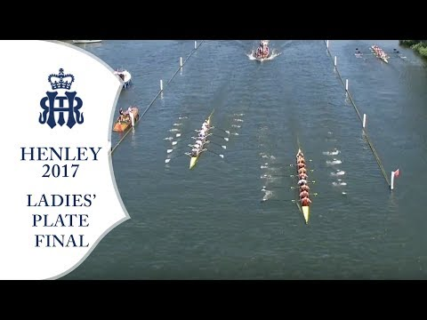 Ladies' Plate Final - Brookes & Taurus v Molesey & London | Henley 2017
