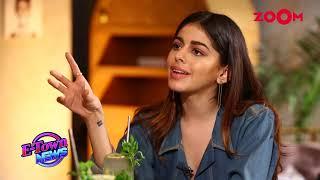 Alaya F on Love Aaj Kal, Saif Ali Khan, Sara Ali Khan, Hrithik & more   Promo   27th January at 6pm