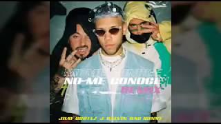 No Me Conoce (Remix) - Jhay Cortez,J Balvin,Bad Bunny
