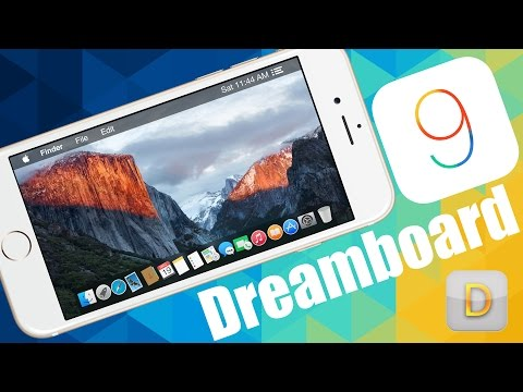 How to Install Dreamboard on iOS 9 - 9.0.2 for FREE + Best Dreamboard Theme! (Works on iPhone 6S)