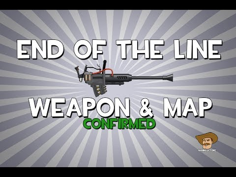 TF2: New Weapons & Map Confirmed