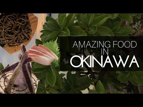 Okinawa Japanese Music and Food Vlog  Japan - Muslims Travel Japan