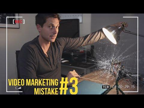 Video Marketing Mistake #3: Bad Lighting! (3 of 5)