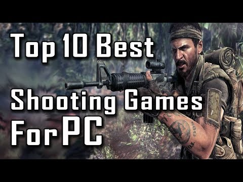 Top 10 Best Gun Shooting Games for PC - Hindi