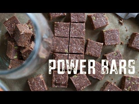 You Ask I Tell: Homemade Power (Energy) Bars  |  Fresh P
