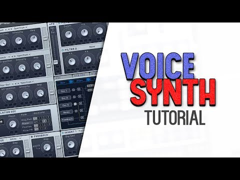 How to Make Choir / Voice Synth Sound in Massive (Tutorial)