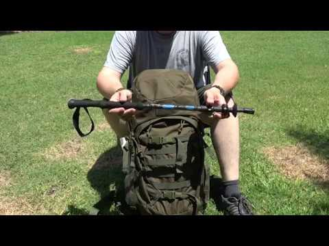 Budget/Summer Backpacking Load-out