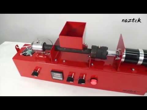The Noztek Pro ABS PLA Filament Extruder