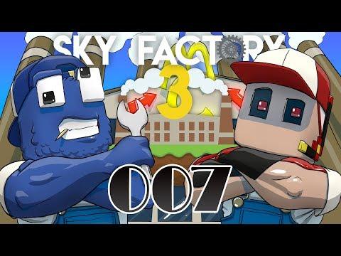 SKY FACTORY 3 - Ep.7 - Smeltery  - Con Chincheto
