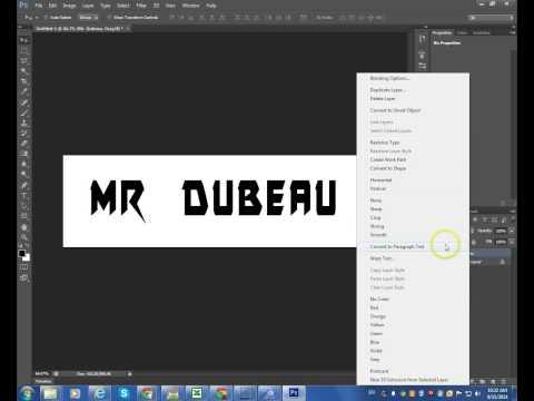 Create a Custom Name Tag with Photoshop CS6 and CC