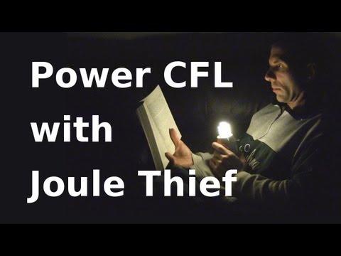 Xxx Mp4 How To Make Joule Thief Light A CFL Jeanna 39 S Light 3gp Sex