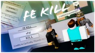 REDWOOD PRISON FE KILL ALL GUI! | Roblox Script - PakVim net HD