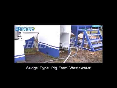 Pig Farm Wastewater Treatment