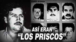 """ASÍ ERAN LOS BANDIDOS MAS LETALES de Pablo Escobar   """"Los Priscos"""""""